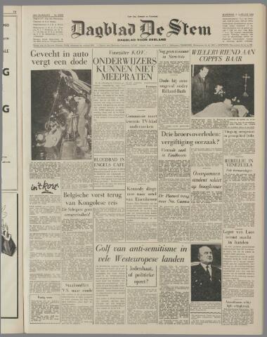 de Stem 1960-01-04