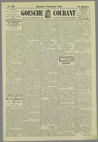 Goessche Courant 1924-09-06