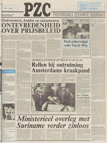 Provinciale Zeeuwse Courant 1980-07-04