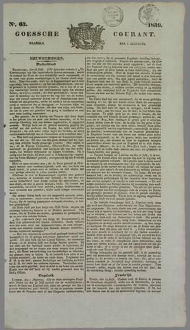 Goessche Courant 1839-08-05