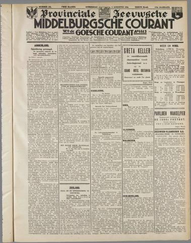 Middelburgsche Courant 1936-08-06