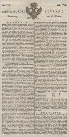 Middelburgsche Courant 1762-10-28