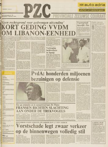 Provinciale Zeeuwse Courant 1979-02-07