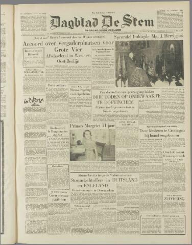 de Stem 1954-01-18
