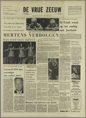 de Vrije Zeeuw 1970-02-12