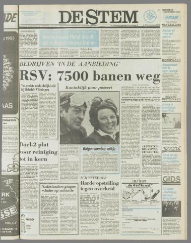 de Stem 1982-12-29