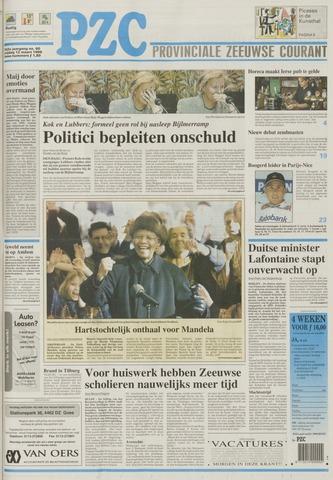 Provinciale Zeeuwse Courant 1999-03-12