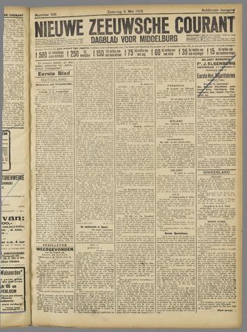 Nieuwe Zeeuwsche Courant 1922-05-06