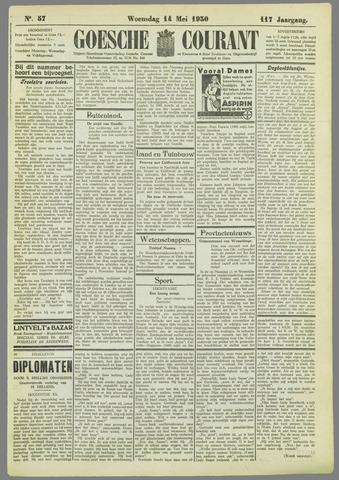 Goessche Courant 1930-05-14