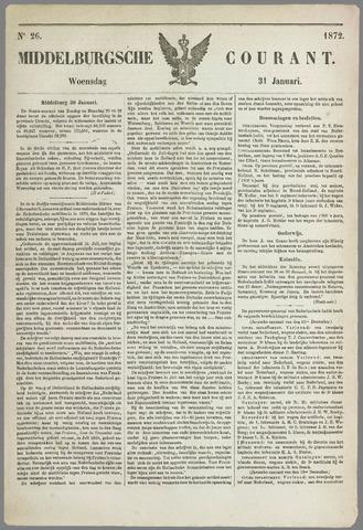 Middelburgsche Courant 1872-01-31