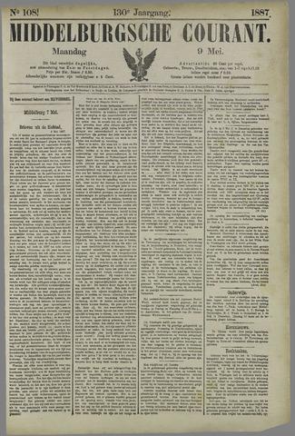Middelburgsche Courant 1887-05-09