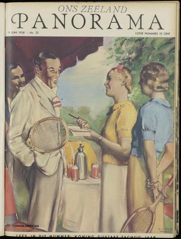 Ons Zeeland / Zeeuwsche editie 1938-06-09