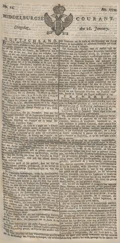 Middelburgsche Courant 1779-01-26