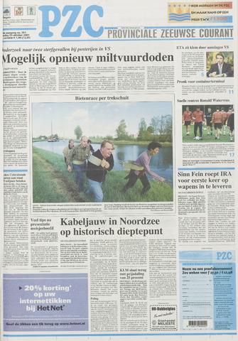 Provinciale Zeeuwse Courant 2001-10-23