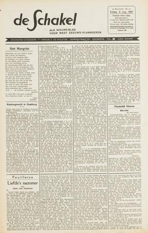 De Schakel 1957-08-02