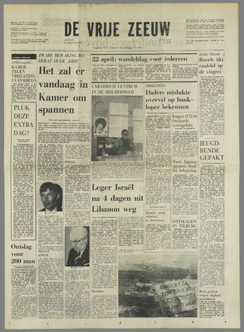 de Vrije Zeeuw 1972-02-29
