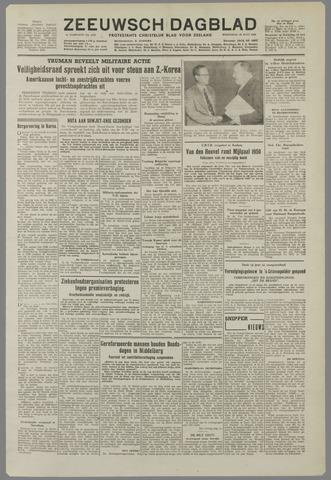 Zeeuwsch Dagblad 1950-06-28