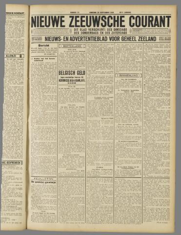 Nieuwe Zeeuwsche Courant 1930-09-23