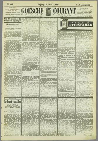 Goessche Courant 1929-06-07