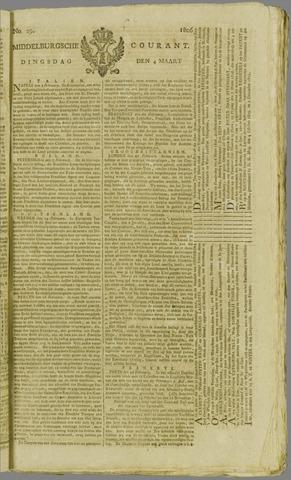 Middelburgsche Courant 1806-03-04