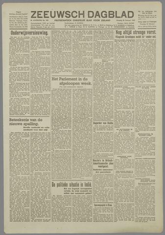 Zeeuwsch Dagblad 1947-02-25