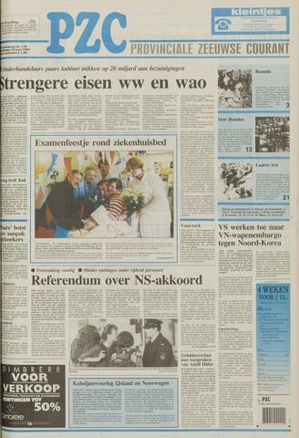Provinciale Zeeuwse Courant 1994-06-16