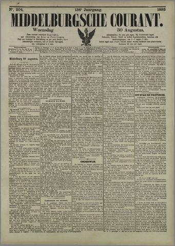 Middelburgsche Courant 1893-08-30