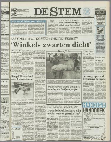 de Stem 1985-08-02