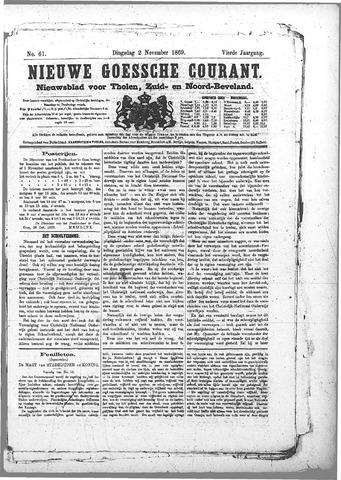 Nieuwe Goessche Courant 1869-11-02