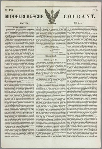 Middelburgsche Courant 1871-05-20