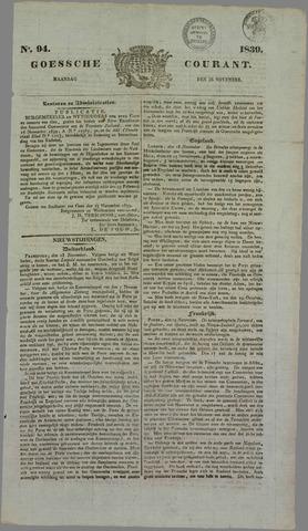 Goessche Courant 1839-11-25