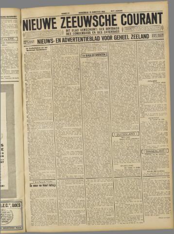 Nieuwe Zeeuwsche Courant 1933-08-10
