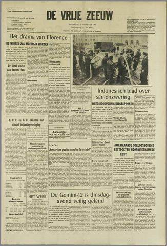 de Vrije Zeeuw 1966-11-16
