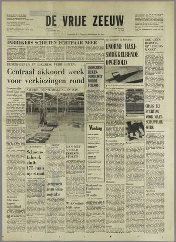 de Vrije Zeeuw 1972-11-10