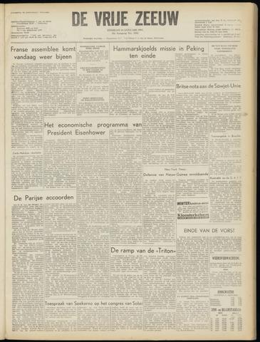 de Vrije Zeeuw 1955-01-11