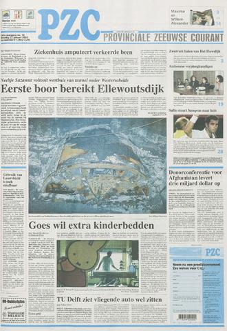 Provinciale Zeeuwse Courant 2002-01-22