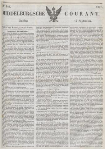 Middelburgsche Courant 1867-09-17
