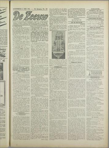 De Zeeuw. Christelijk-historisch nieuwsblad voor Zeeland 1943-05-06