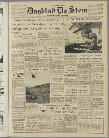 de Stem 1956-04-10