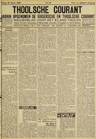 Ierseksche en Thoolsche Courant 1937-03-26