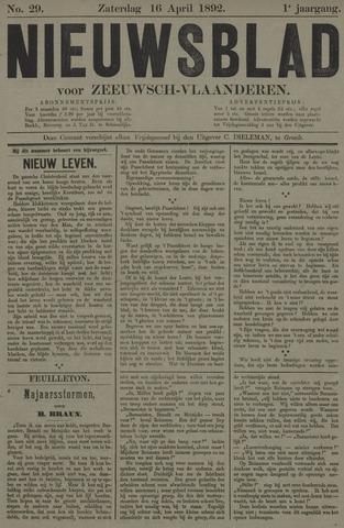 Nieuwsblad voor Zeeuwsch-Vlaanderen 1892-04-16