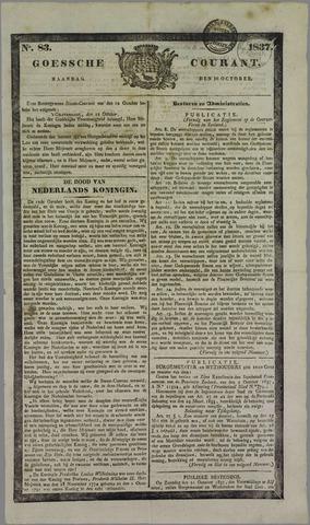 Goessche Courant 1837-10-16