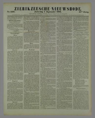 Zierikzeesche Nieuwsbode 1888-09-01