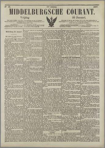 Middelburgsche Courant 1897-01-22