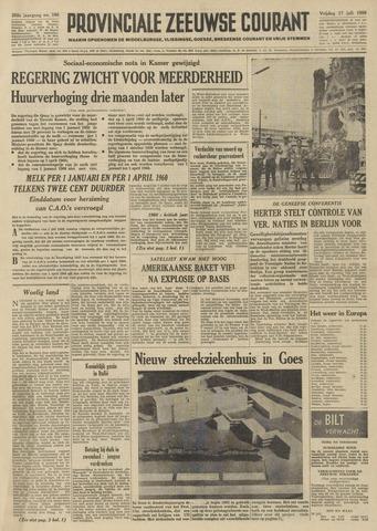 Provinciale Zeeuwse Courant 1959-07-17