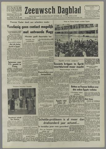 Zeeuwsch Dagblad 1956-11-28