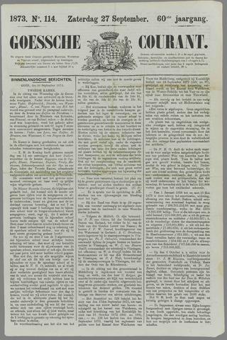 Goessche Courant 1873-09-27