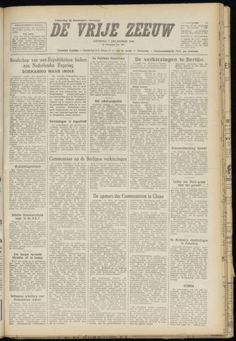 de Vrije Zeeuw 1948-12-07