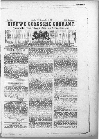 Nieuwe Goessche Courant 1876-09-26