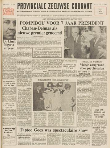 Provinciale Zeeuwse Courant 1969-06-16